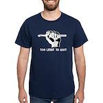 Too Legit to Knit Dark T-Shirt