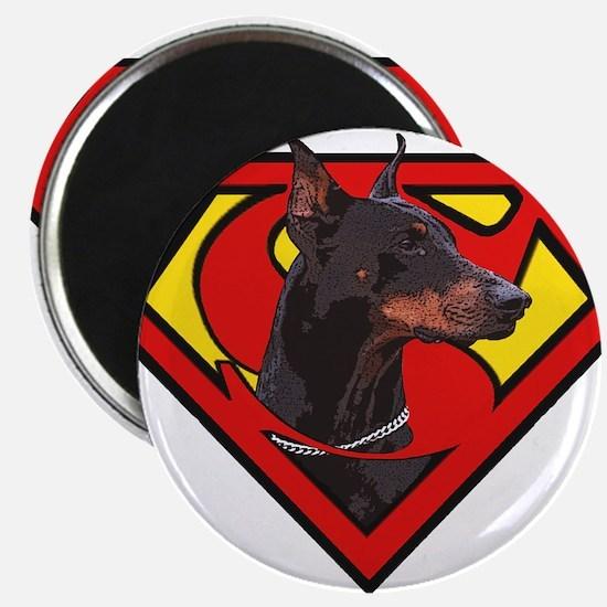 Super DoberMan Magnet
