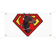 Super DoberMan Banner
