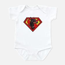 Super DoberMan Onesie