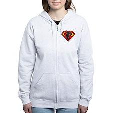 Super DoberMan Zip Hoodie