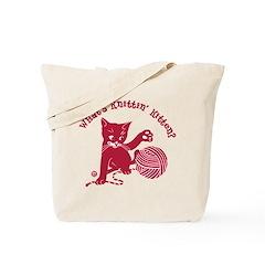 Happy Hooker Tote Bag