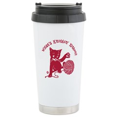 Happy Hooker Travel Mug