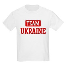 Team Ukraine T-Shirt