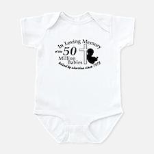Pro Life - In Loving Memory Infant Bodysuit