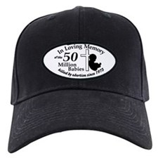 Pro Life - In Loving Memory Baseball Hat