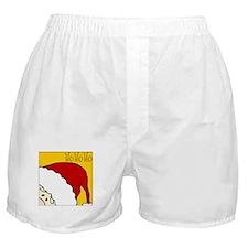 xmas hoho Boxer Shorts