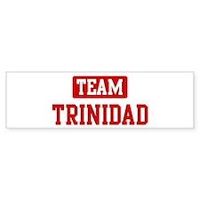 Team Trinidad Bumper Bumper Stickers