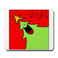 XMAS bright Mousepad
