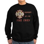 Fire Chief Property Sweatshirt (dark)