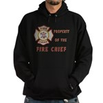 Fire Chief Property Hoodie (dark)