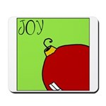 Xmas JOY Mousepad