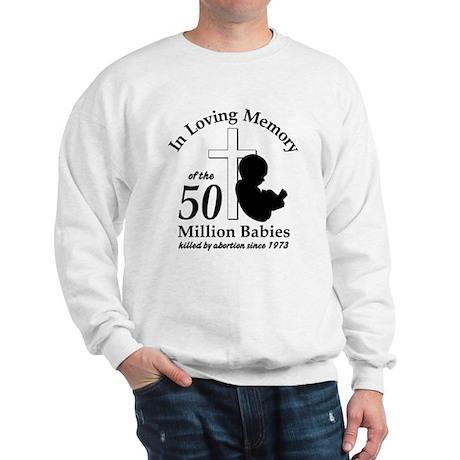 In Loving Memory Sweatshirt