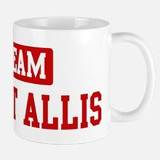 Team West Allis Mug