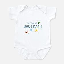 Meshuggah Onesie