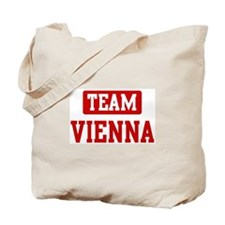 Team Vienna Tote Bag
