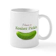 I have a Kosher Pickle Mug