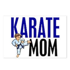 Karate Mom (OF BOY) 3 Postcards (Package of 8)