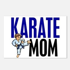 Karate Mom (OF BOY) 3 Postcards (Package of 8)