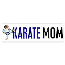Karate Mom (OF BOY) 3 Bumper Bumper Sticker