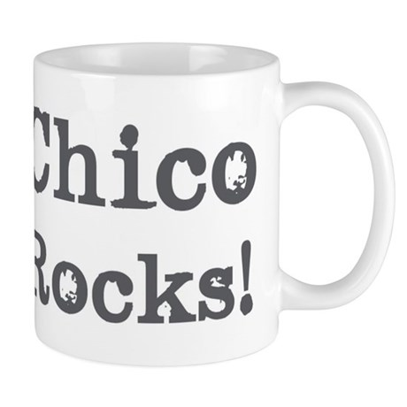 Chico rocks Mug