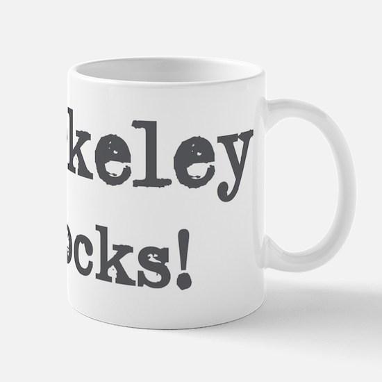 Berkeley rocks Mug