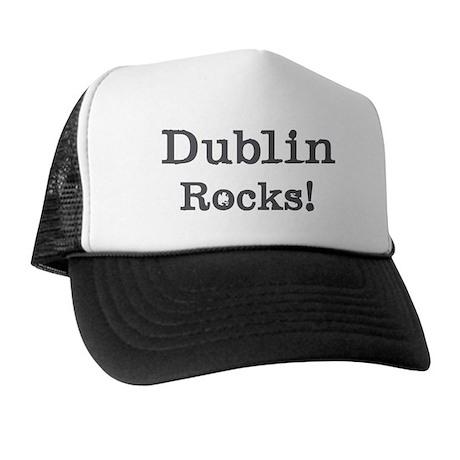 Dublin rocks Trucker Hat