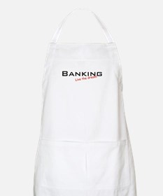 Banking / Dream! BBQ Apron