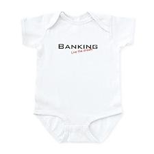 Banking / Dream! Infant Bodysuit