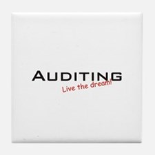 Auditing / Dream! Tile Coaster