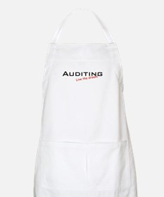 Auditing / Dream! BBQ Apron
