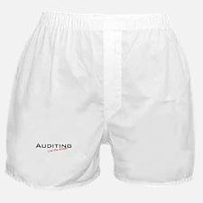 Auditing / Dream! Boxer Shorts