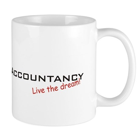 Accountancy / Dream! Mug