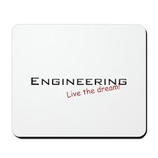 Engineering / Dream! Mousepad