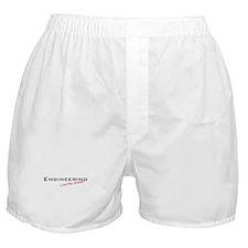Engineering / Dream! Boxer Shorts