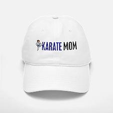 Karate Mom (OF BOY) 3 Baseball Baseball Cap