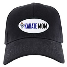 Karate Mom (OF BOY) 3 Baseball Hat