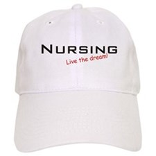Nursing / Dream! Baseball Cap