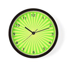 Limey Wall Clock
