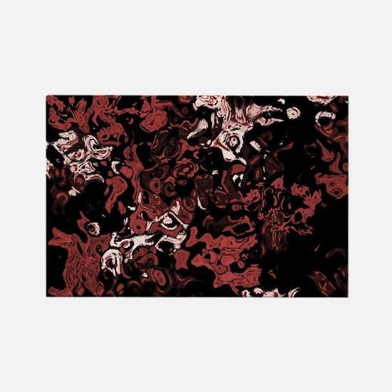Purgatory - Soul less Rectangle Magnet