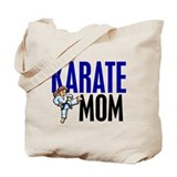 Karate mom bag Canvas Totes