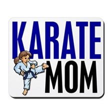 Karate Mom (OF GIRL) 3 Mousepad