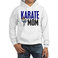 Karate Mom (OF GIRL) 3 Hoodie