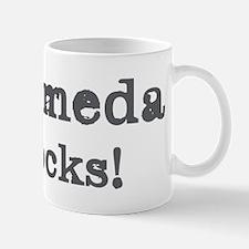 Alameda rocks Mug