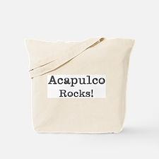 Acapulco rocks Tote Bag
