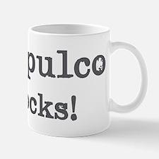 Acapulco rocks Mug