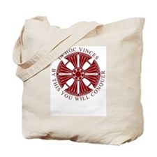Cross of Constantine Tote Bag