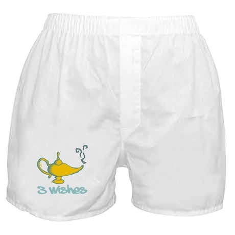 3 Wishes Boxer Shorts