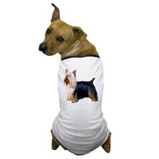Silky Terrier Portrait Dog T-Shirt