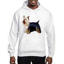 Silky Terrier Portrait Hoodie